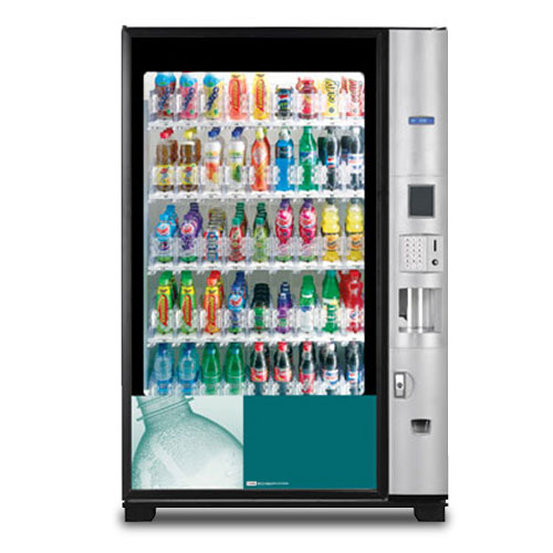 CMS BevMax 4 cold drinks vending machine