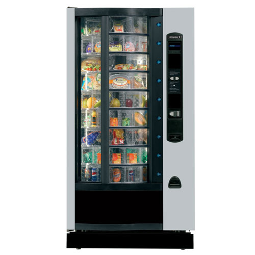 CMS Shopper 2 food vending machine