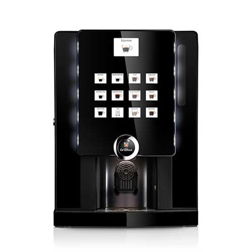 LaRhea BL Grande vending machine, Leeds