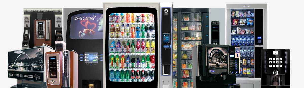 Vending Machines to buy or rent in Leeds